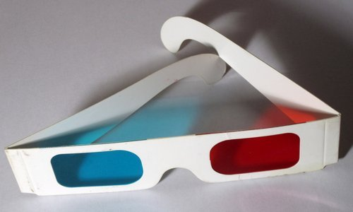 3D glasses – passive/active